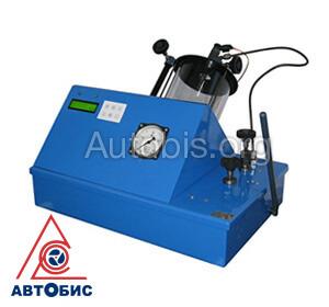 Пресс для проверки герметичности запорных устройств